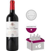 Château Bel Air Ortet Saint-Estèphe 2013 - Vin rouge