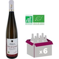 Alsace Riesling Bio Terre de Granit vin blanc 2...