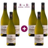 3 BOUTEILLES ACHETEES = 3 BOUTEILLES OFFERTES - Philippe Bouchard 2016 Chardonnay - Vin blanc de Pays d'Oc