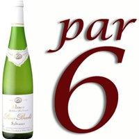 Brecht Alsace Sylvaner Réserve vin blanc x6
