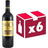 Brio de Cantenac Brown Margaux 2013 - Second Vi...