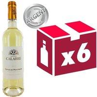 Château Calabre Côtes de Montravel 2013 - Vin b...