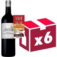 Château Cantemerle Haut Médoc Bordeaux 2013 - Vin rouge