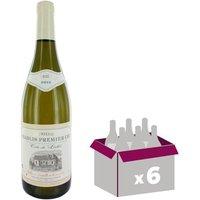 La Chablisienne Chablis 1er Cru Cote de Lechet Le Prieuré 2013 - Vin blanc