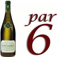 La Chablisienne Petit Chablis Vibrant - vin bla...