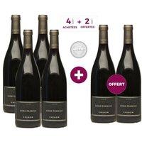 4 + 2 OFFERTES Loire Premium 2013 Chinon - Vin Rouge - 75 cl