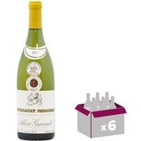 ALBERT GRIVAULT Côtes de Beaune 2013 - Meursault - Vin Blanc - 75 cl x6