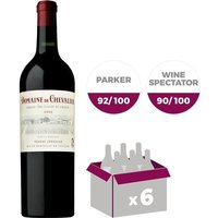 Domaine de Chevalier Grand Cru Classé de Graves Grand Vin de Bordeaux Pessac Léognan 2013 - Vin rouge