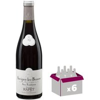 DOMAINE RAPET PèRE ET FILS  Côte de Beaune 2013 - Pinot Noir - 75 cl x6