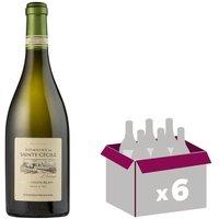 Domaine Sainte Cécile IGP Pays D'Oc Sauvignon 2016 - Vin blanc