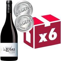 Château des Erles AOP Fitou 2013 - Vin rouge