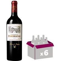 Château Fombrauge Saint Emilion Grand Cru Classé Grand Vin de Bordeaux 2013 - Vin rouge