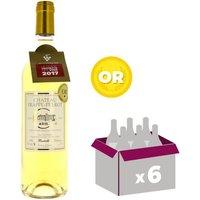 Château Frappe Peyrot AOC Cadillac 2013 - Vin blanc