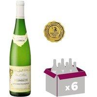 Alsace Gewurztraminer Heinrich Vin blanc 2015 x6
