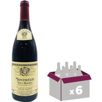 Domaine Louis Jadot Monthélie Sous La Roche Côte de Beaune 2013 - Vin rouge