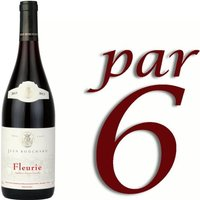 Jean Bouchard Fleurie 2013 vin rouge x6
