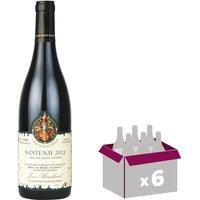 Jean Bouchard Santenay Tasteviné 2013 - Vin rouge