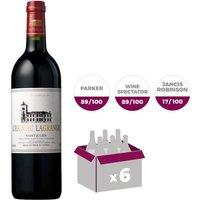 Château Lagrange Saint Julien Grand Vin de Bordeaux 2013 - Vin rouge