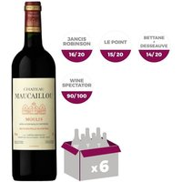 Château Maucaillou Moulis Grand Vin de Bordeaux 2013 - Vin rouge