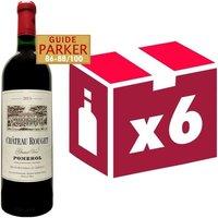 Château Rouget Pomerol 2013 Vin Rouge Grand Vin de Bordeaux