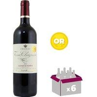 Château Tour Chaigneau Lalande de Pomerol 2013 - Vin rouge