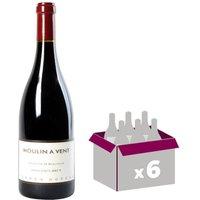 JEAN-PAUL BRUN TERRE DOREES 2013 Moulin à vent Vin du Beaujolais - Rouge - 75 cl x 6