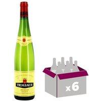 DOMAINE DE TRIMBACH 2013 Muscat Vin d'Alsace - Blanc - 0,75 cl - AOP x 6
