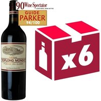 Château Troplong Mondot Saint-Emilion 1er Grand Cru Classé 2013 Vin Rouge Grand Vin de Bordeaux