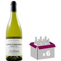 HENRI DE VILLAMONT 2013 Corton Charlemagne Grand Cru Grand Cru de Bourgogne - Blanc - 75 cl x 6