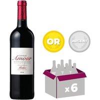 Château Amour AOC Médoc Cru Bourgeois 2014 - Vin rouge