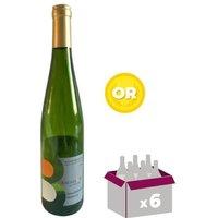 DOMAINE BAUMANN 2014 Gewurztraminer Grand Cru Mamourg Vin d'Alsace - Blanc - 75cl x6 - AOC