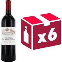 Château Beauregard Grand Vin de Bordeaux Pomerol 2014 - Vin rouge