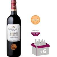Château Bel Air Gloria AOC Haut Medoc 2014 - Vin rouge