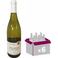 Domaine Eric Boigelot Monthelie Champ Fuillot Bourgogne 2014 - Vin blanc