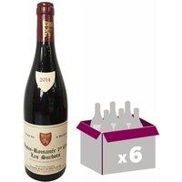Domaine René Cacheux et Fils Vosne Romanée 1er Cru Les Suchots Bourgogne 2014 - Vin rouge