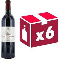 Clos Floridène Grand Vin de Bordeaux Graves Rouge 2014 - Vin rouge