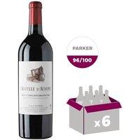 Chapelle d'Ausone Grand Vin de Bordeaux Second Vin de Château Ausone 1er Cru Classé Saint Emilion 2014 - Vin rouge