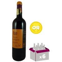 CHÂTEAU CLOS MIGNON 2014 Fronton Vin du Sud Ouest - Rouge - 75 cl - AOC x 6