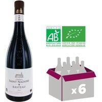 Chapelle Saint Nazaire Rasteau 2014 - Vin Bio -...