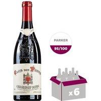 Chateauneuf Du Pape Domaine Clos Des Papes - 2014 - Rouge - 75cl x6