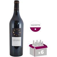 CLOS LES LUNELLES 2014 Castillon Grand Vin de Bordeaux - Rouge - 75 cl x 6