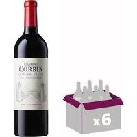 Château Corbin Saint Emilion Grand Cru 2014 - Vin rouge