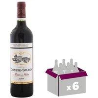 Château Chasse Spleen Moulis Grand Vin de Bordeaux 2014 - Vin rouge