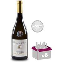 DOMAINE DAVAULT 2014 Touraine Sauvignon Chenonceaux Vin de la Loire - Blanc - 75 cl x 6