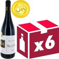 Dieumercy 2014 Côtes du Rhône vin rouge x6