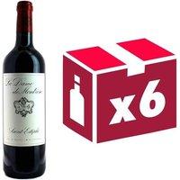 La Dame de Montrose  Grand Vin de Bordeaux Second Vin Cru Classé Saint Estèphe 2014 - Vin rouge