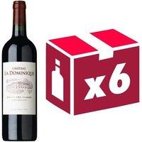 Château La Dominique Grand Vin de Bordeaux Saint Emilion Grand Cru Classé 2014 - Vin rouge