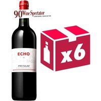 Echo de Lynch Bages Pauillac 2014 - Vin Rouge x6