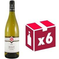 Domaine des Ecullières Rully La Crée Grand Vin de Bourgogne 2014 - Vin Blanc