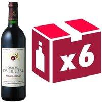 Château De Fieuzal Grand Vin de Bordeaux Pessac Léognan Cru Classé 2014 - Vin rouge